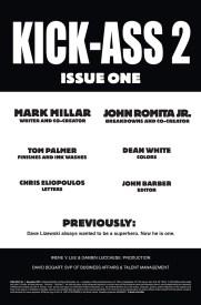 Kick-Ass 2 Page 2