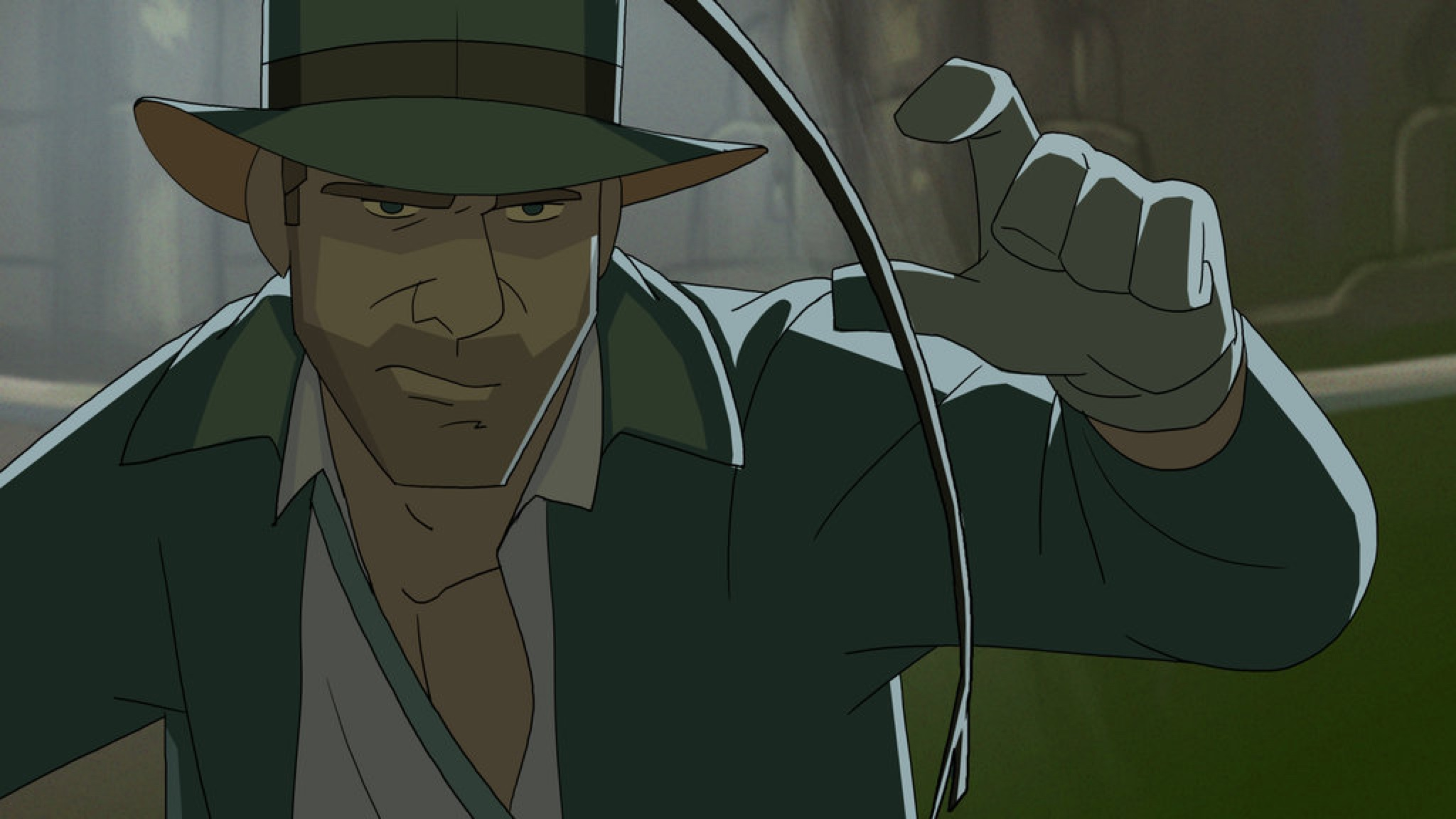 ZZ0EEB3F25 Indiana Jones animated fan film coming later this month