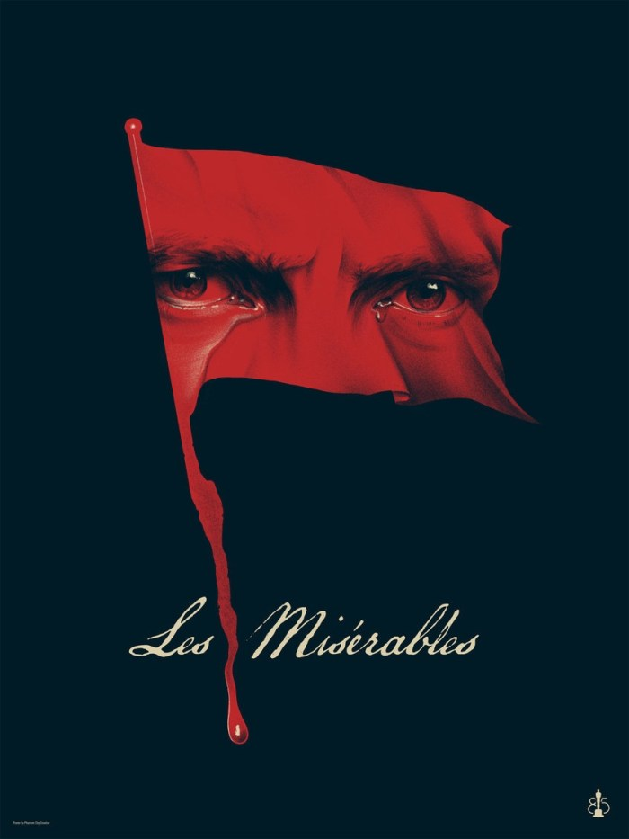 LES MISÉRABLES by Phantom City Creative