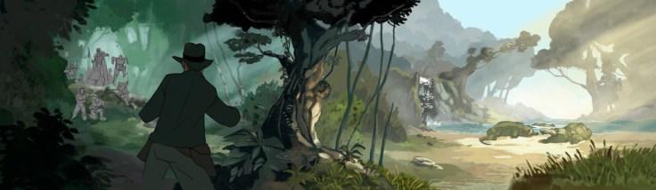 indiana jones animated movie