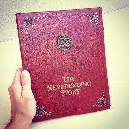Veronica Belmont's Neverending Story iPad case