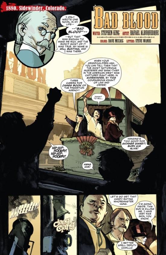 American Vampire comic book - Page 17