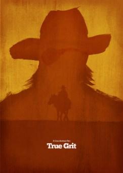 Dean Walton's True Grit Poster
