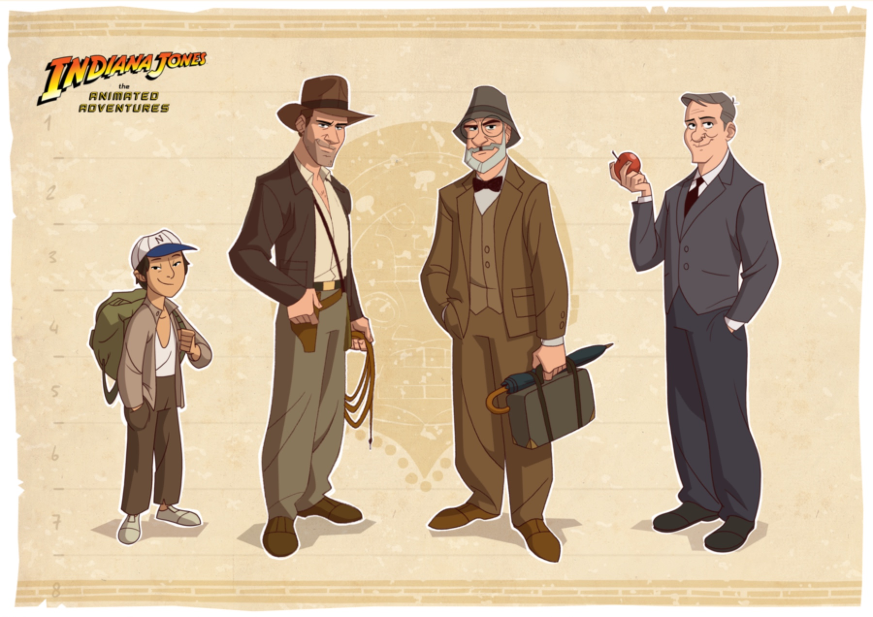 ZZ488D3918 Indiana Jones animated fan film coming later this month