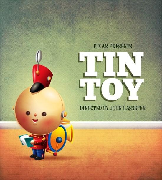 Jerrod Maruyama's Tin Toy