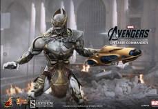 Hot Toys Chitauri Commander Sixth Scale Figure