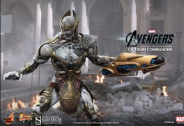Hot Toys Chitauri Commander Sixth Scale Figure
