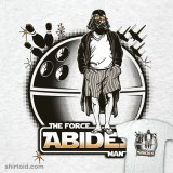 The Force Abides, Man t-shirt