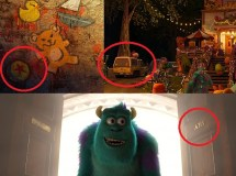 Monsters University easter eggs