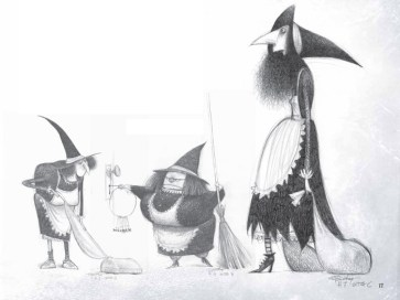 Concept Art From 'Hotel Transylvania'