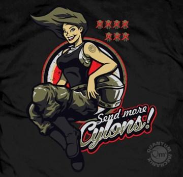 Battlestar Galactica Shirts