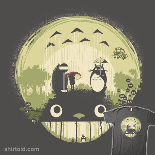Forest Dream t-shirt