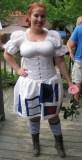 Renaissance R2-D2 Dress