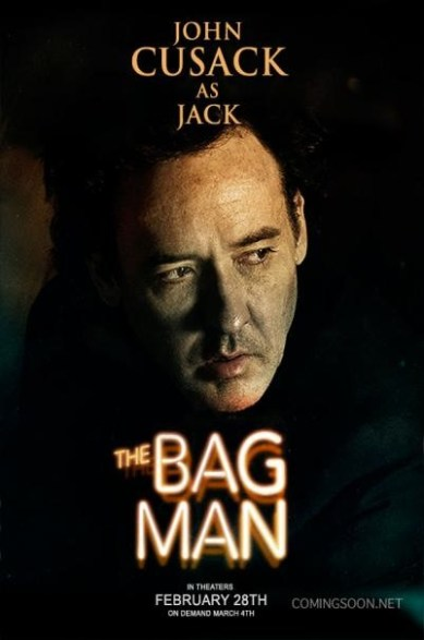 posters for The Bag Man