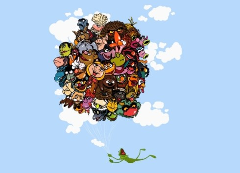 'The Muppets' Threadless T-Shirt Collection