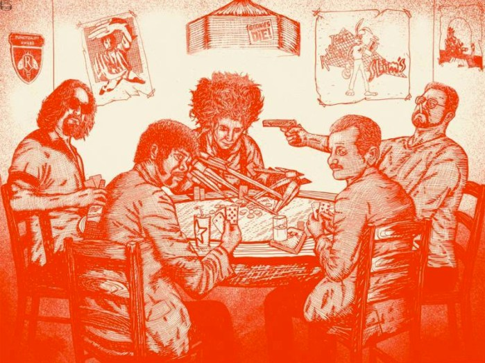 Zeb Love - Poker Night
