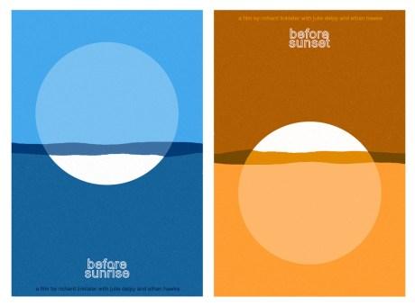 Before Sunset & Before Sunrise - Sam's Myth
