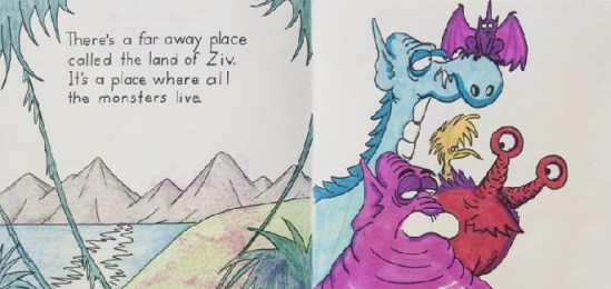 The Giant Zlig