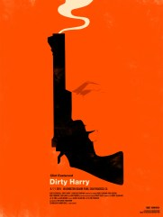 dirty harry - Olly Moss