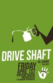 Greatest Hits - Driveshaft