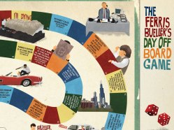 Ferris Bueller's Day Off Board Game 3