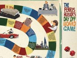 Ferris Bueller's Day Off Board Game 3