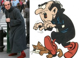 Hank Azaria as Gargamel in The Smurfs
