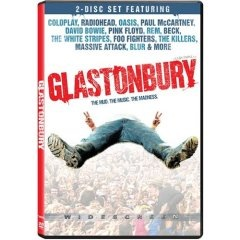 Glastonbury DVD