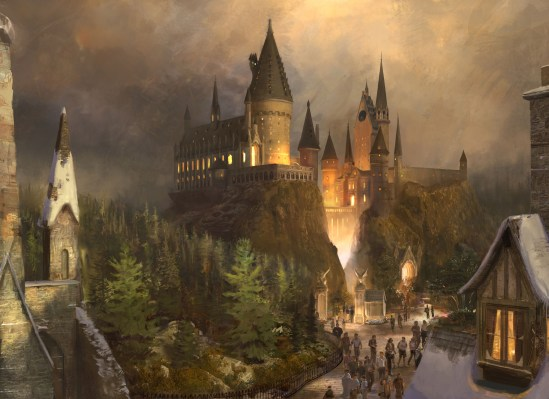 The Wizarding World of Harry Potter - Hogwarts
