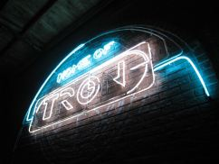 home-of-tron-sign