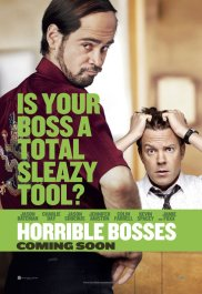 Horrible Bosses Poster Sudeikis Farrell