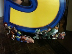 Toy Story 3 Standee