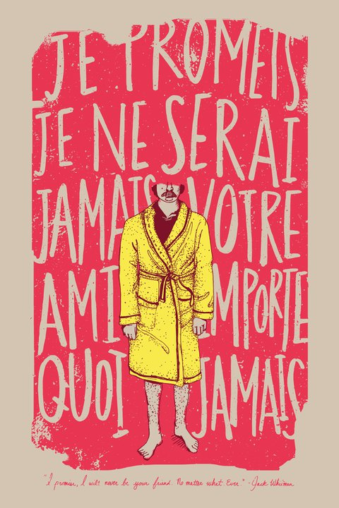 Jessica Deahl - Wes Anderson art