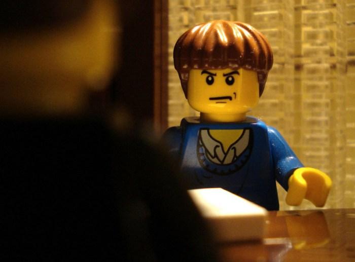 Lego Social Network