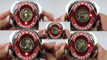 Power Rangers - Power Coins