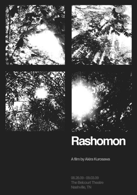 Rashomon - Sam's Myth