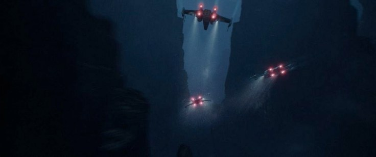 Rogue One - X-Wings in the Rain