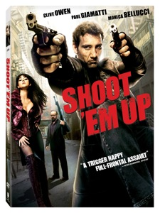Shoot Em Up DVD