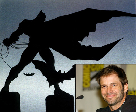 zack snyder the dark knight returns
