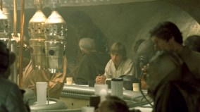 star wars cantina scene rough cut