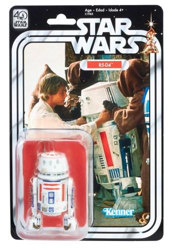 Star Wars 40th Anniversary Black Series Figures