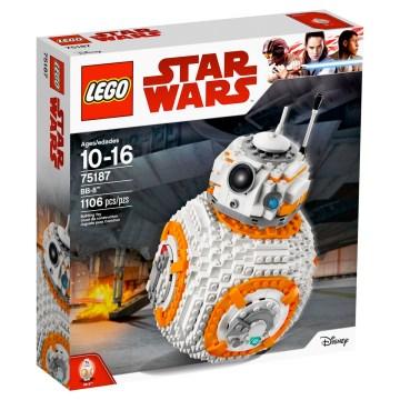 Star Wars The Last Jedi - LEGO BB-8