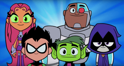 Teen Titans Go To The Movies Trailer: