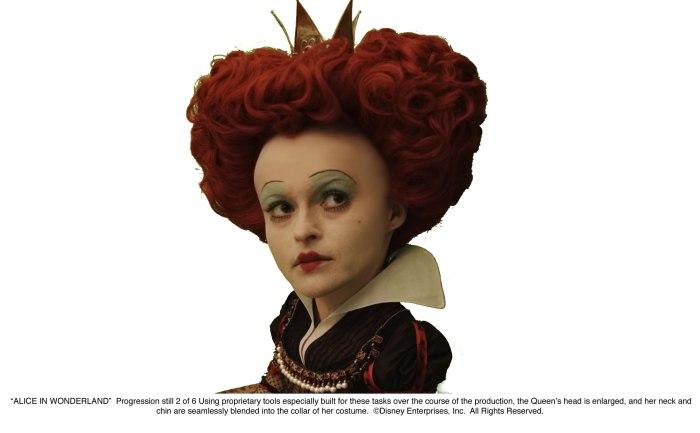 Alice in Wonderland: The Red Queen Progression 2 of 6