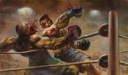 trex concept boxing