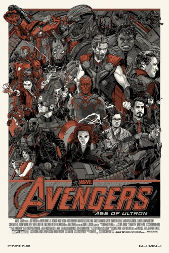 tyler stout poster the avengers