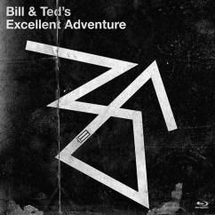 Brandon Schaefer's Bill & Ted's Excellent Adventure Movie Poster