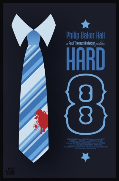 Mario Graciotti's Hard Eight Poster