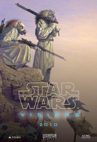 Star Wars: Visions - Poster by Ed Binkley