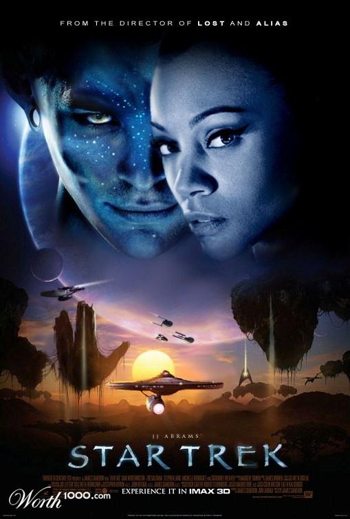 masterpiece's Star Trek: Avatar